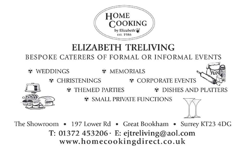 home cooking by elizabeth treliving