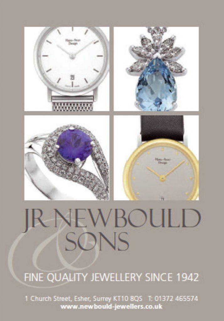 jr newbould sons