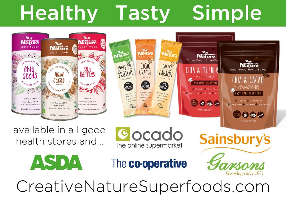 Creative Superfoods