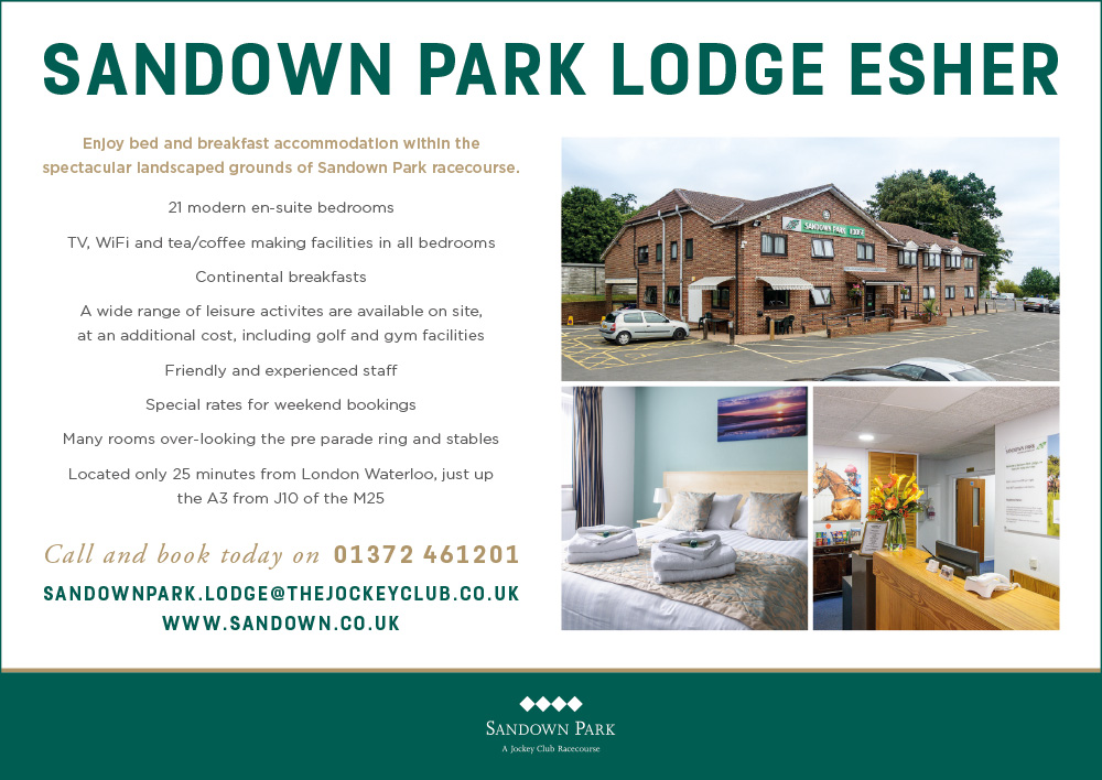 Sandown Park Lodge