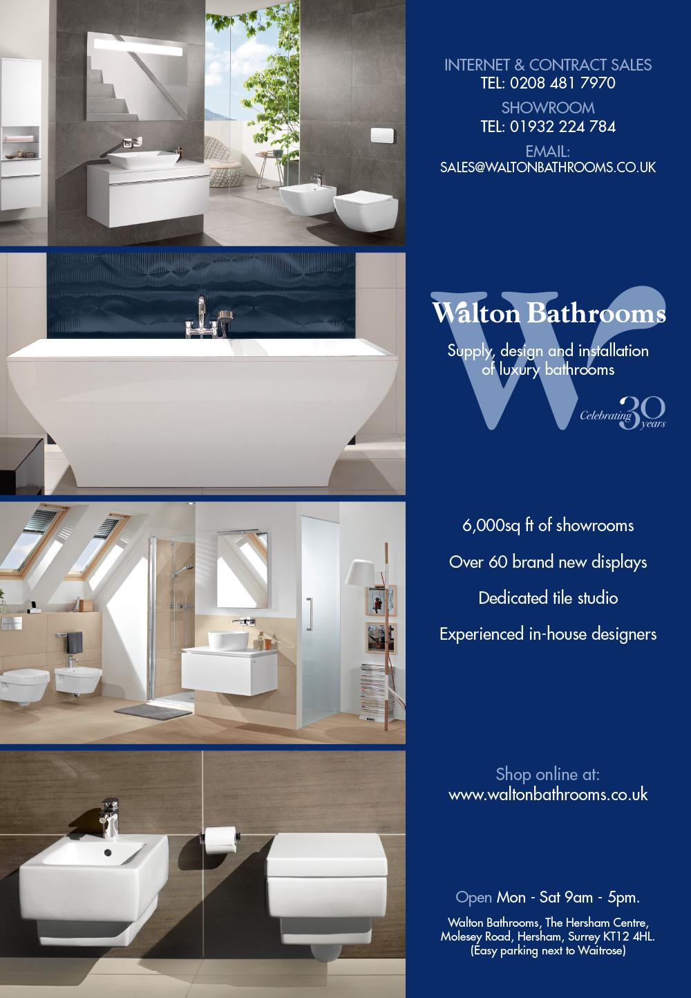 Walton Bathrooms